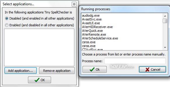 Tiny SpellChecker Screenshot 3