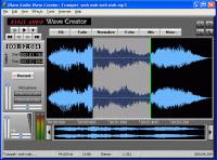 Blaze Audio Wave Creator Screenshot 1