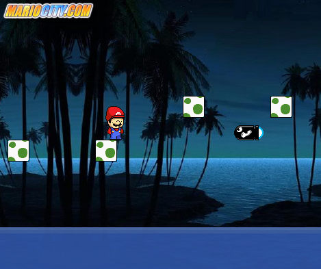 Super Mario Late Night Screenshot