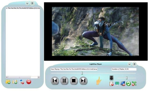 LightMan Player Screenshot 3