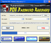 Appnimi PDF Password Recovery 3