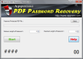 Appnimi PDF Password Recovery 2