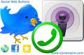 Social Web Buttons 1