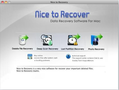 Nice to Recover Data for Mac 1