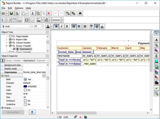 Database Tour Pro Screenshot 2