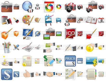 Standard Portfolio Icons Screenshot 3