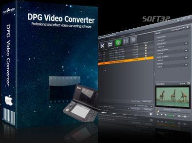 mediAvatar DPG Converter for Mac Screenshot 3