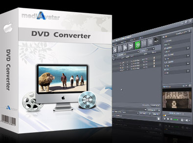 mediAvatar DPG Converter for Mac Screenshot