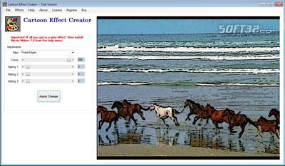 Cartoon Effect Creator Screenshot 3