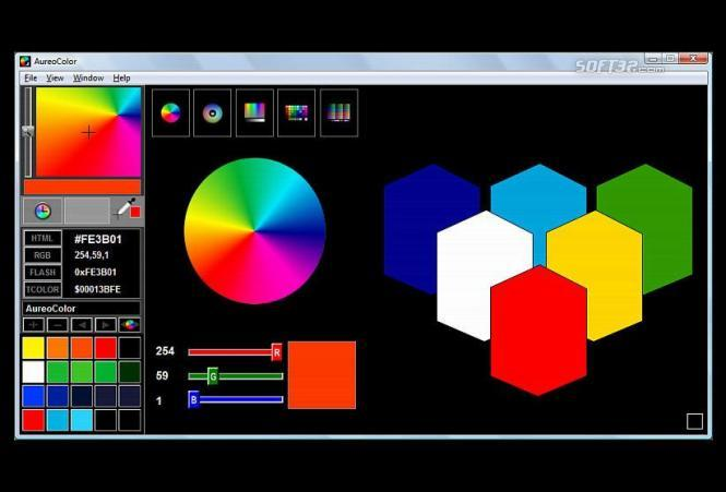 AureoColor Screenshot 2