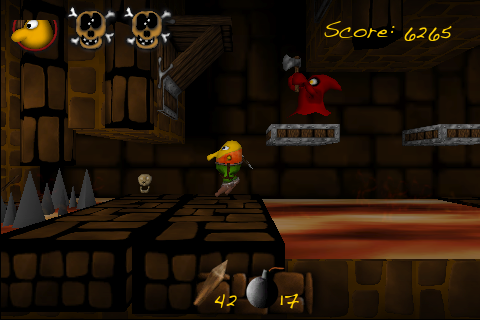 Adventures in the Lost Castle Screenshot