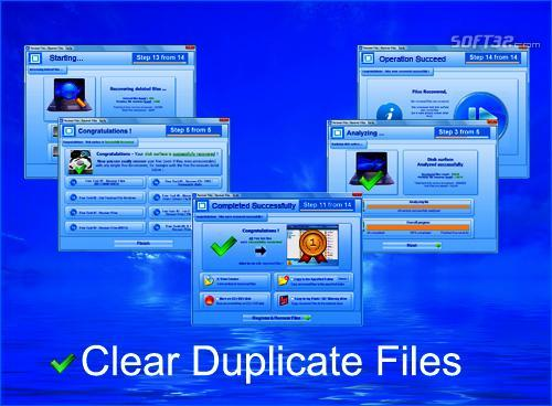 Clear Duplicate Files Screenshot 2