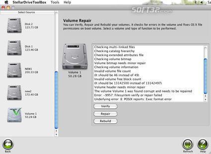 Partition Mac Screenshot 3