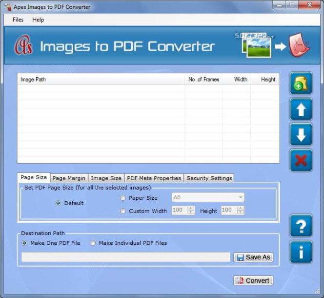 Photo to PDF Screenshot 3