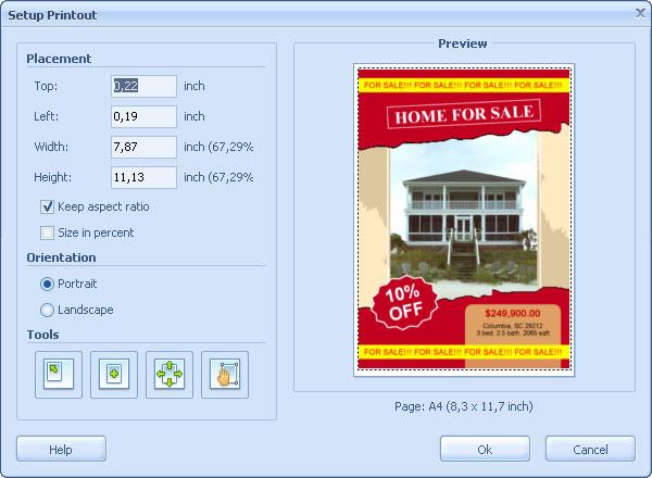RonyaSoft Poster Designer Screenshot 3