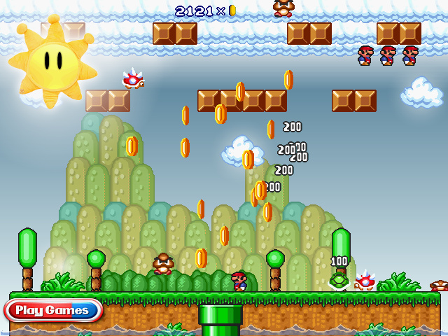 Mario Play Screenshot