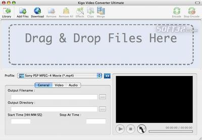 Kigo Video Converter Ultimate for Mac Screenshot 2