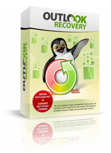 Outlook Recovery Wizard Screenshot 1