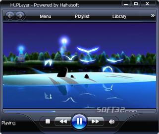 Haihaisoft HUPlayer Screenshot 3