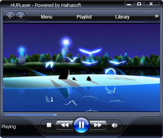 Haihaisoft HUPlayer Screenshot