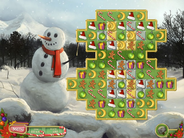 Christmas Puzzle Screenshot 1