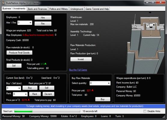 RuleNation Screenshot