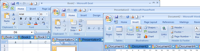 Super Office Tab Screenshot