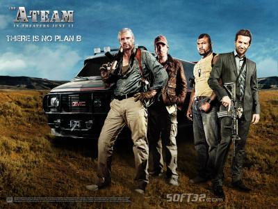 A-Team Super Screensaver Screenshot 2
