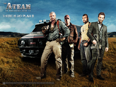 A-Team Super Screensaver Screenshot