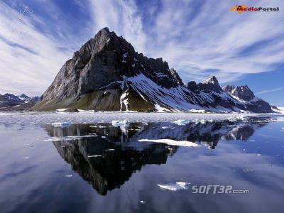 Fresh Mountain Screensaver Screenshot 2