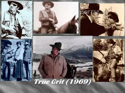 True Grit Screensaver Screenshot 2