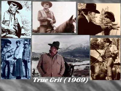 True Grit Screensaver Screenshot