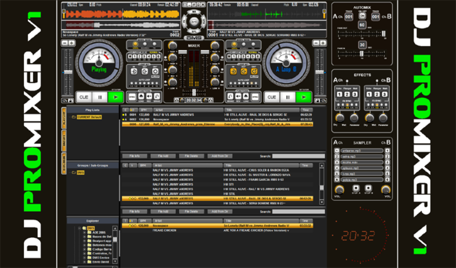 dj mixer software free download full version for windows 10