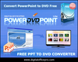 Free PowerPoint to DVD Converter 1