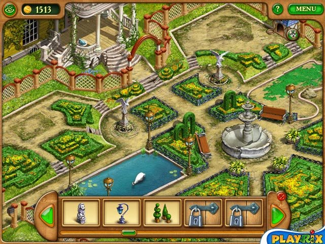 Gardenscapes Mac from Playrix Screenshot 1