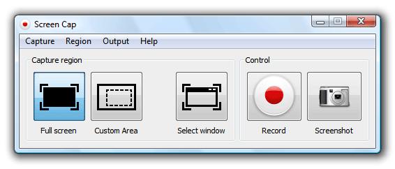 Smart Screen Recorder Screenshot 1
