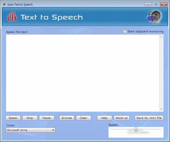 Text to Voice Screenshot 3