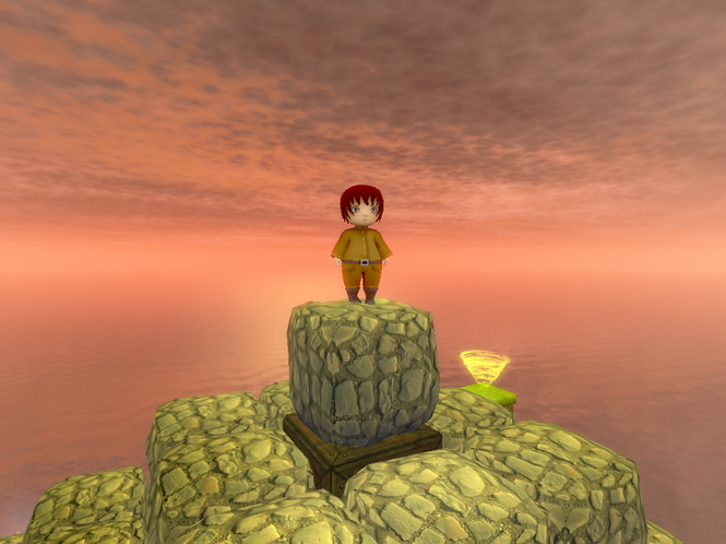 Puzzle Moppet Screenshot 1