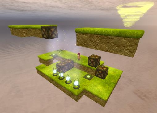 Puzzle Moppet Screenshot 2