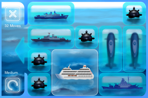 Sea Battle Deluxe Screenshot 1
