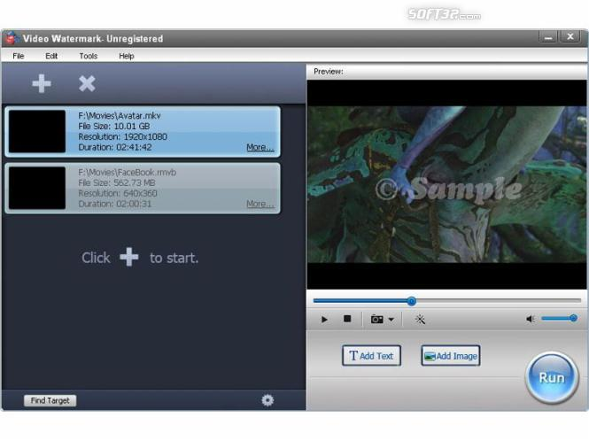 Video Watermark Screenshot 3