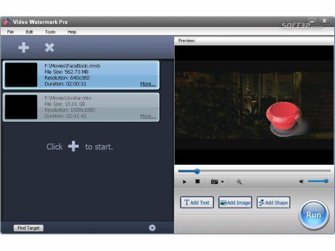 Video Watermark Pro Screenshot 3