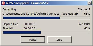 Crimson512 Screenshot