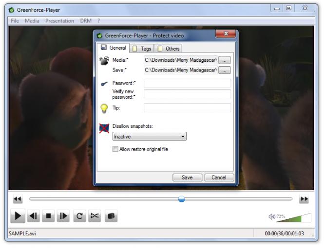 GreenForce-Player Screenshot 3
