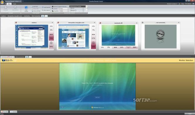 Goverlan Remote Control Software Screenshot 2