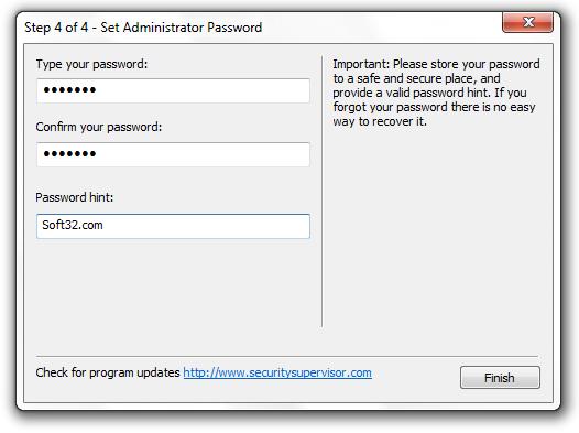 Internet Security Controller Screenshot 6