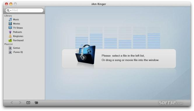 Leawo iAm Ringer Screenshot 3