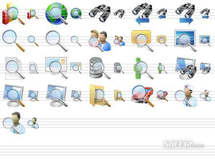 Large SEO Icons Screenshot 3