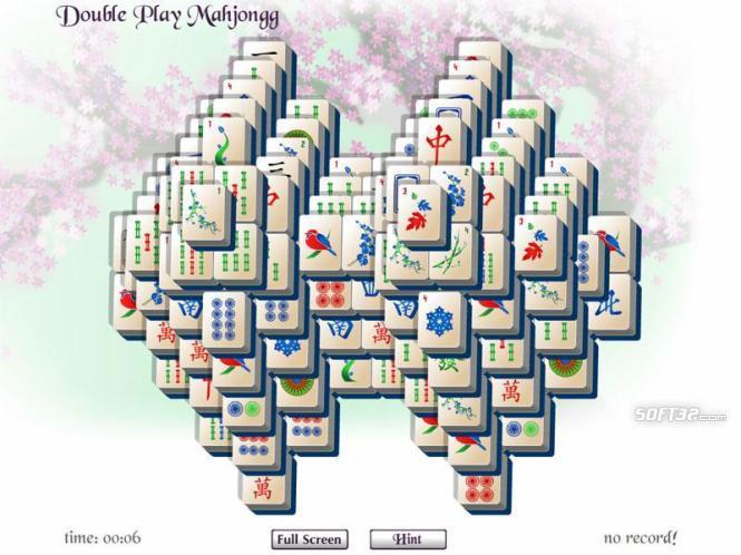 Online Jongg Double Play Mah Screenshot 3