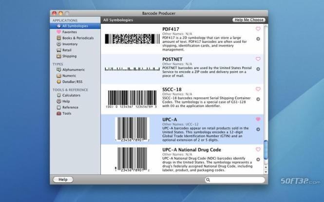 Barcode Producer Screenshot 3